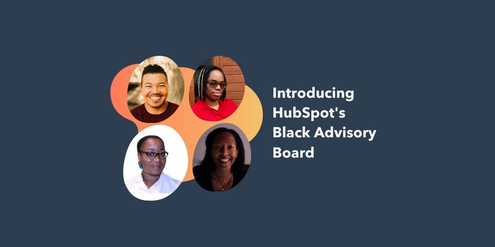 HubSpot Announces New Black Advisory Board
