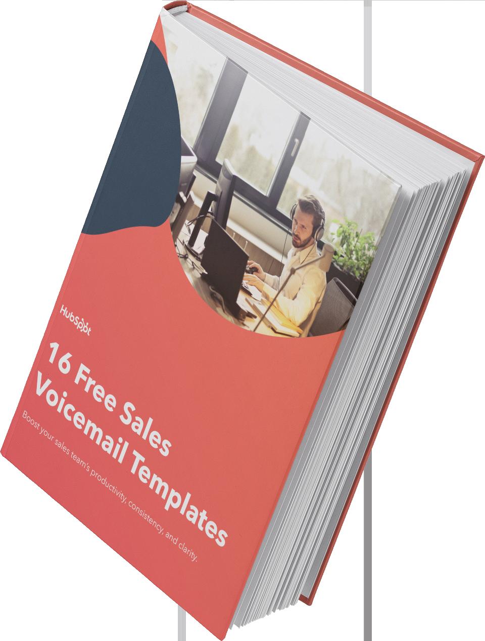 Sales Voicemail Script Templates