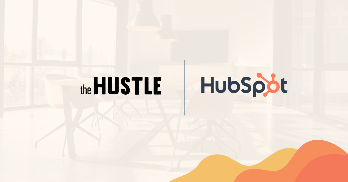 HubSpot Signs Agreement to Acquire The Hustle, Adding Content to Help Scaling Companies Grow Better