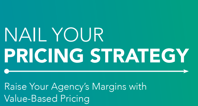 Agency Pricing Strategies You Can't Miss