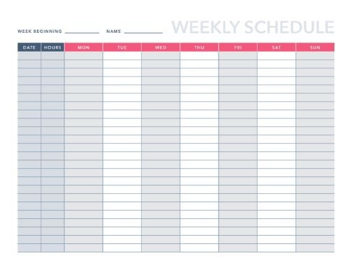 Weekly Schedule Excel Template from f.hubspotusercontent00.net