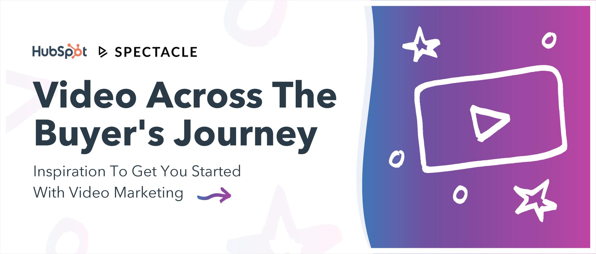 Video Across The Buyer's Journey