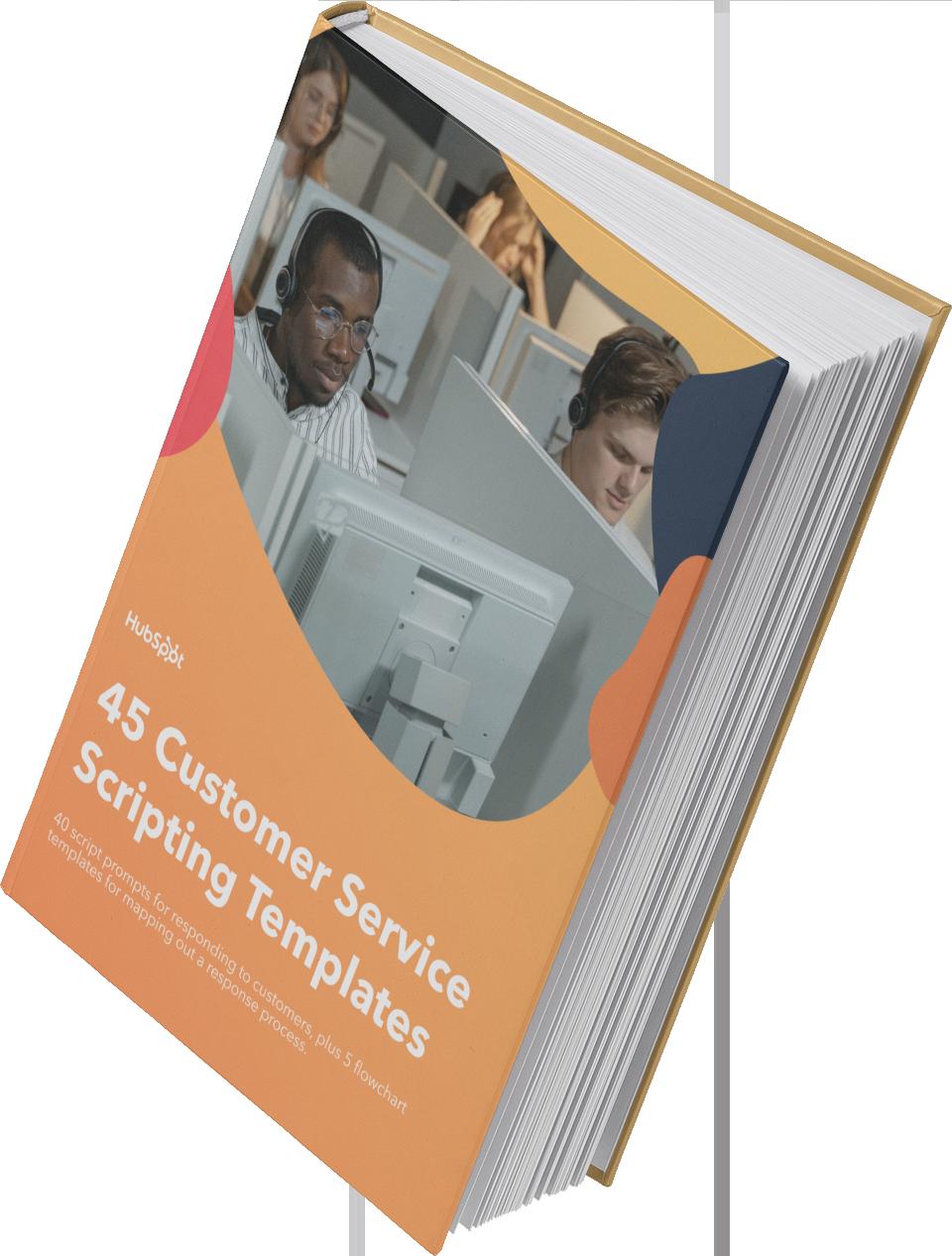 45 Customer Service Scripting Templates