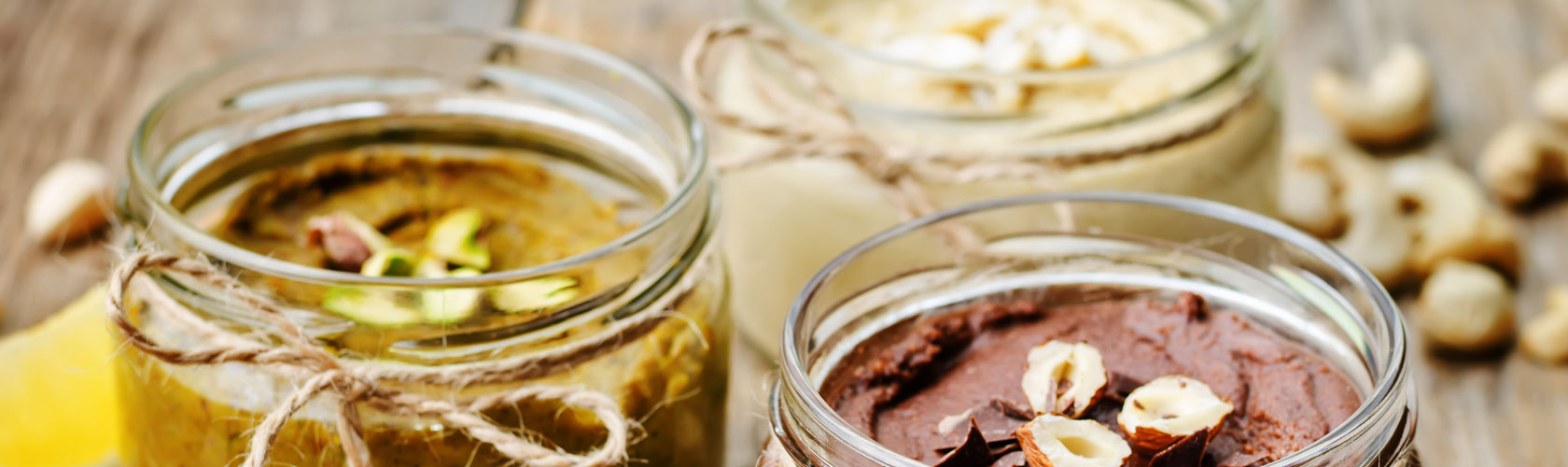 Nut Butters Sampling Solutions