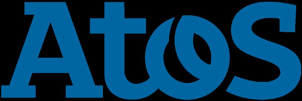 Logo for Atos