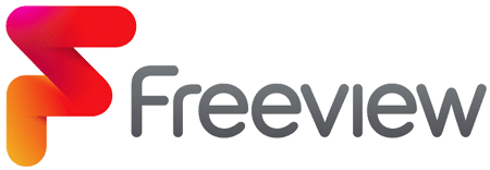 Logo for Freeview