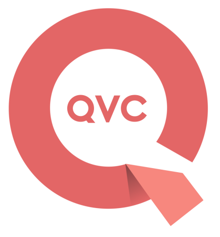 Logo for QVC