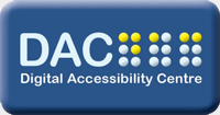 Logo for Digital Accessibility Centre