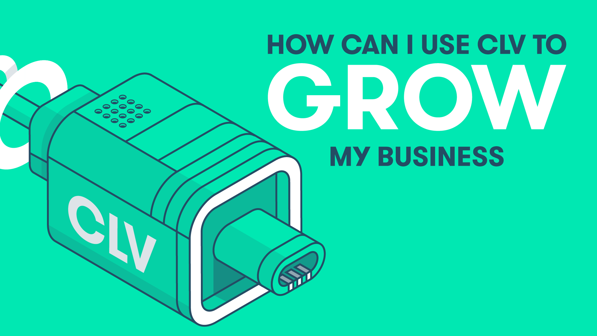 Image of how to use CLV to grow your business.