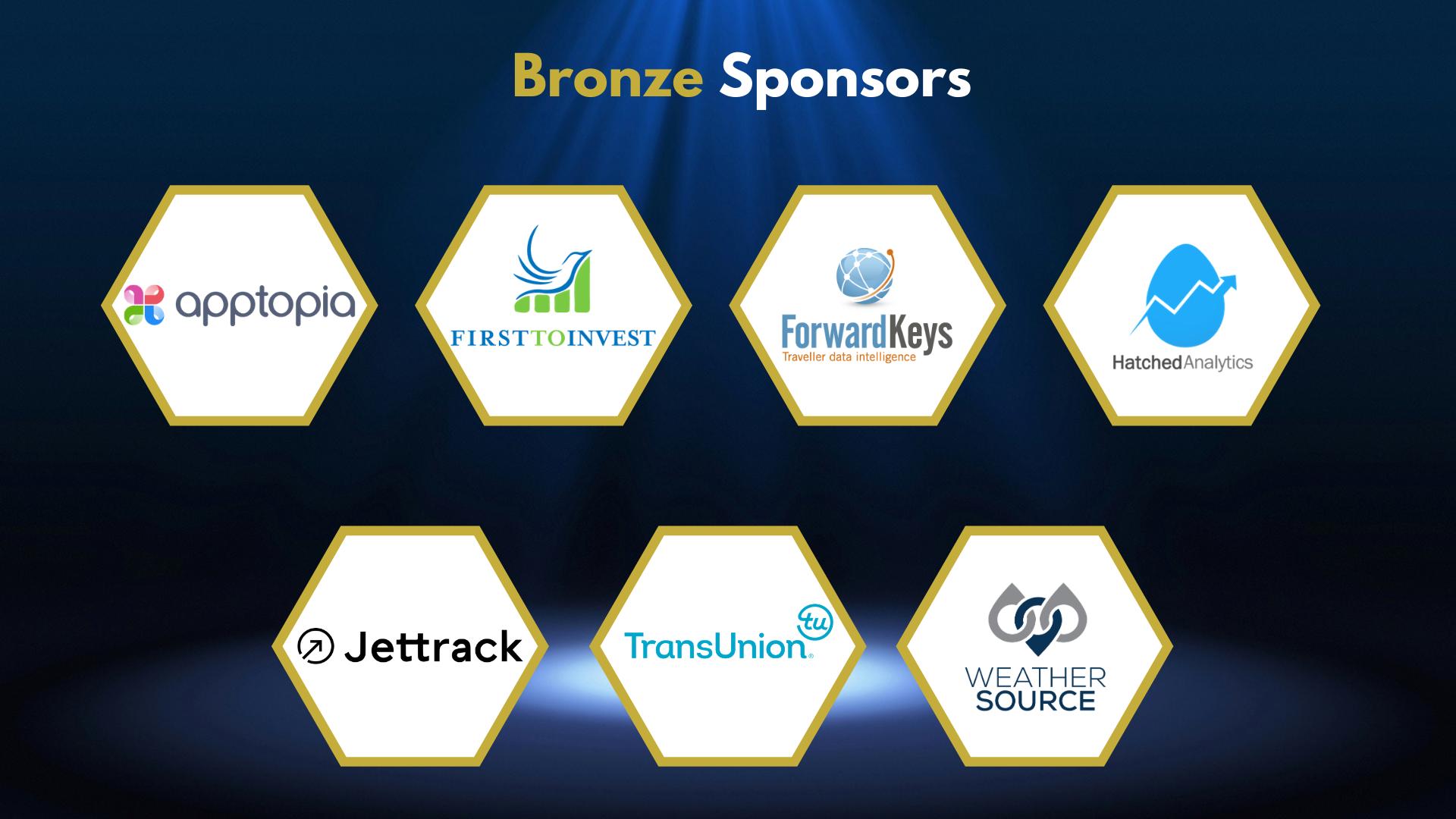Bronze sponsors 2 10 2021