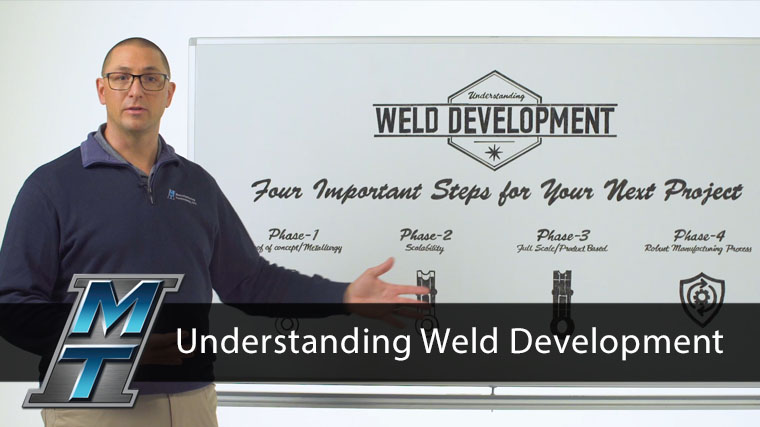 Whiteboard Wednesday: Understanding Weld Development