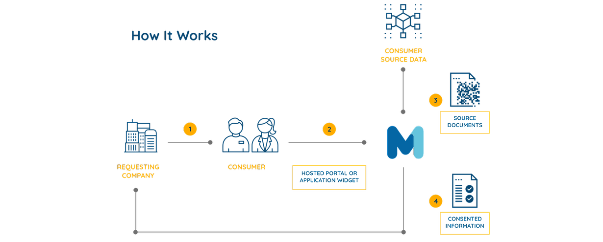 Flow chart of how MeasureOne works