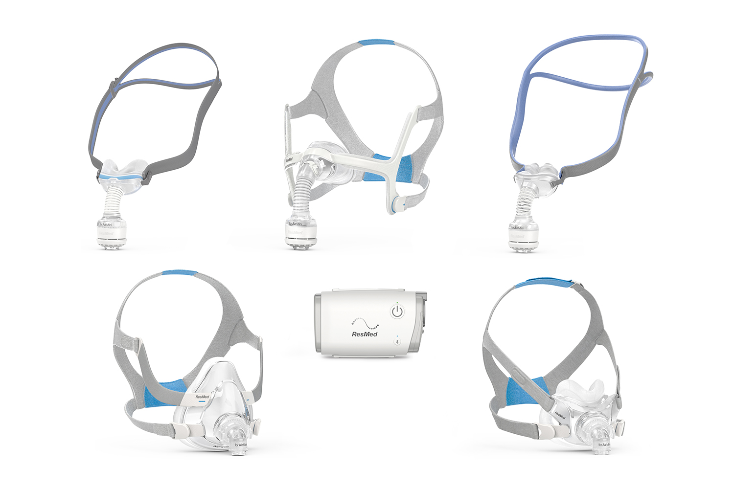 AirMini Autoset CPAP Machine with Mask Options