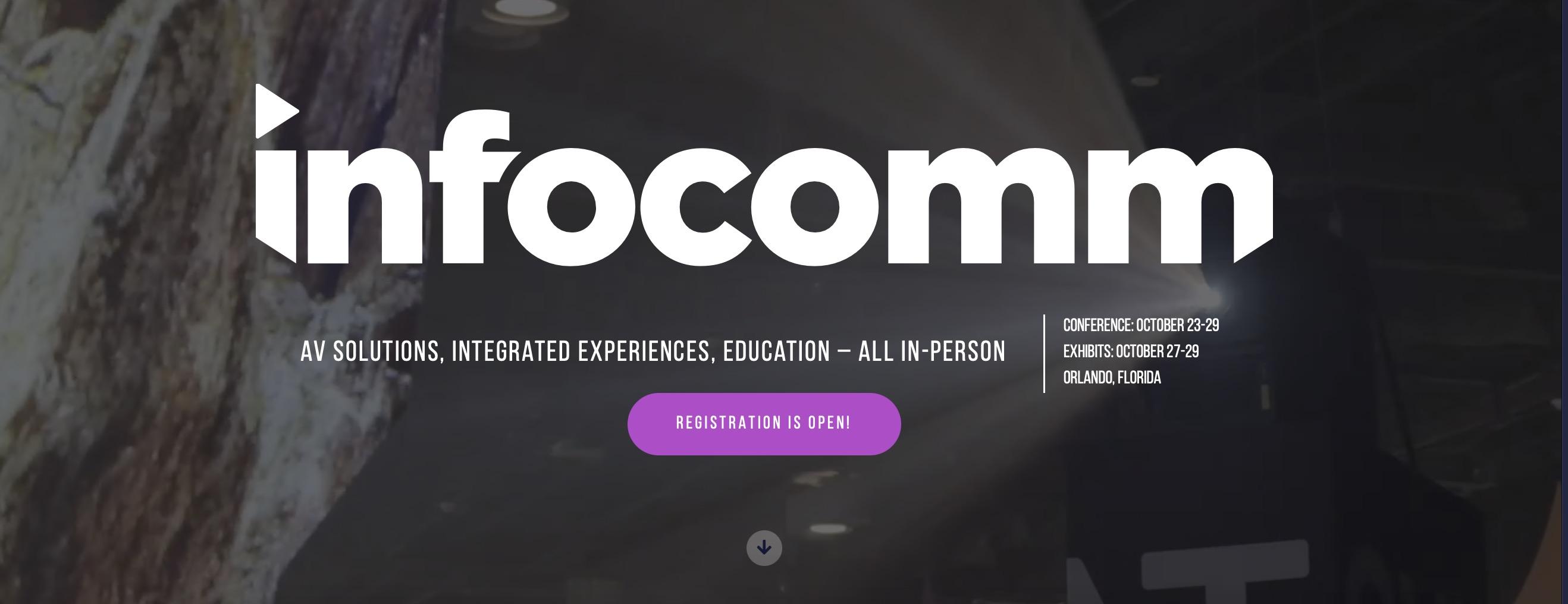 Infocomm header