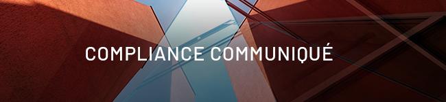 Compliance Newsletter
