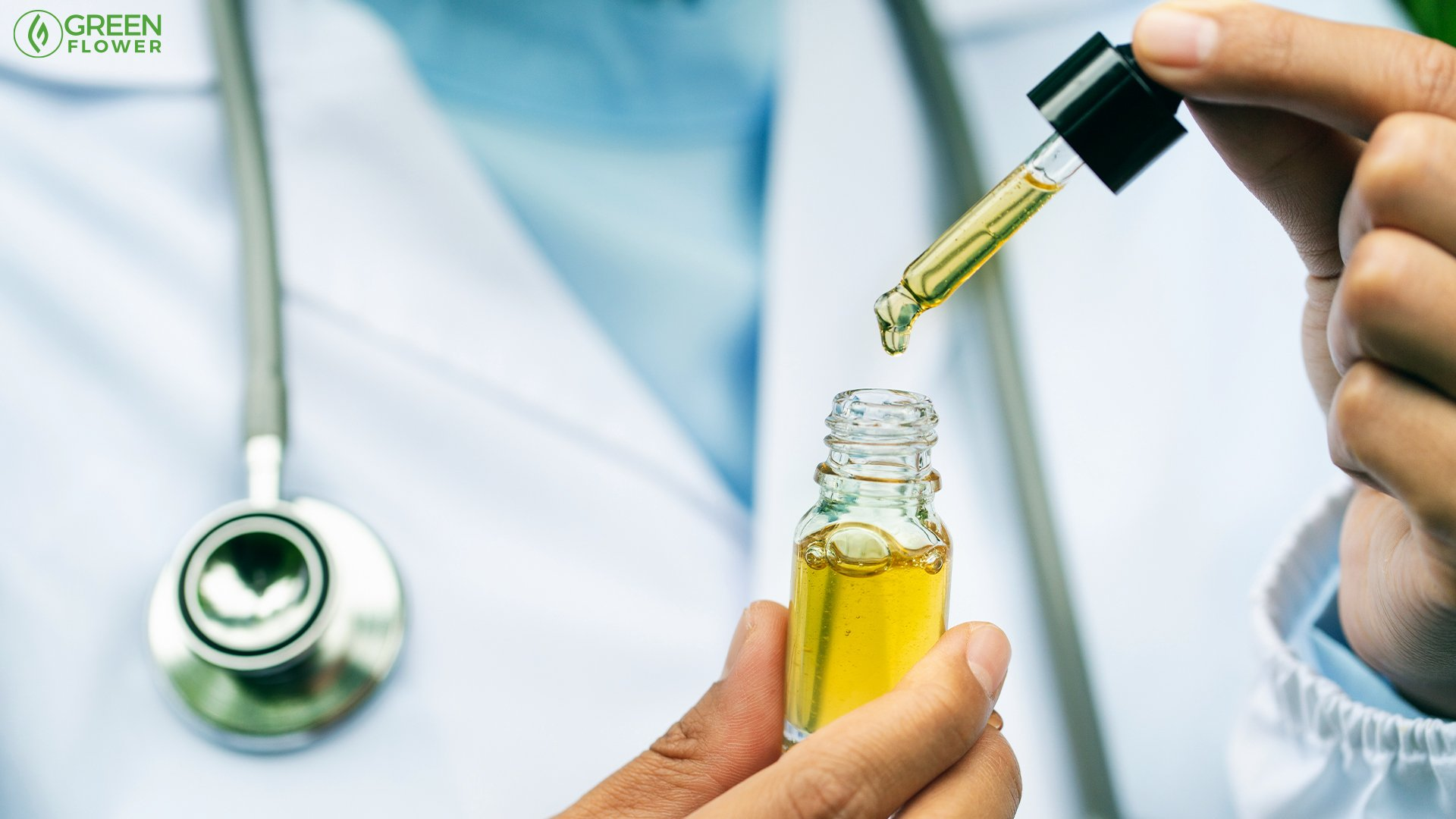 Low-dose cannabis-infused oil