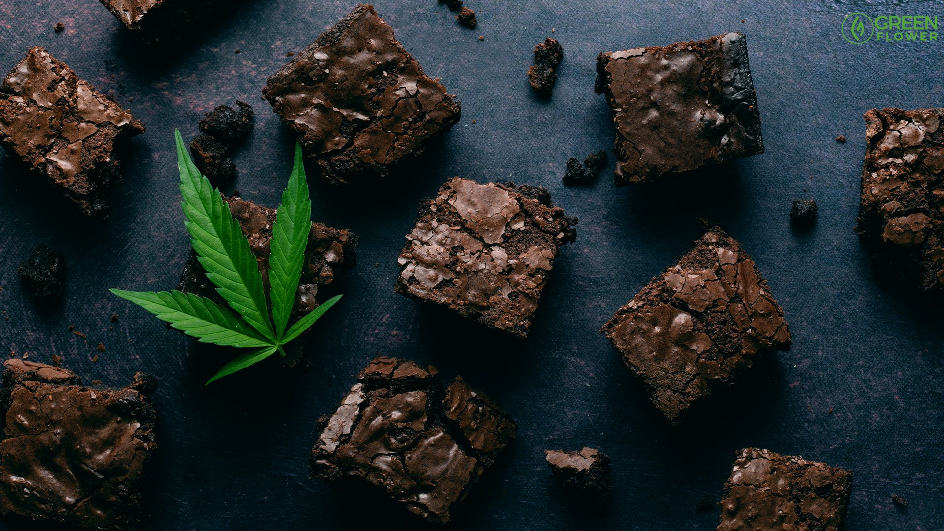 Marijuana-infused edibles