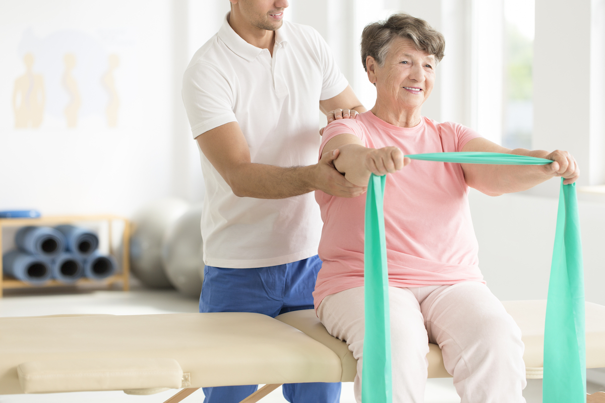 Vivage - Benefits of Physical Therapy