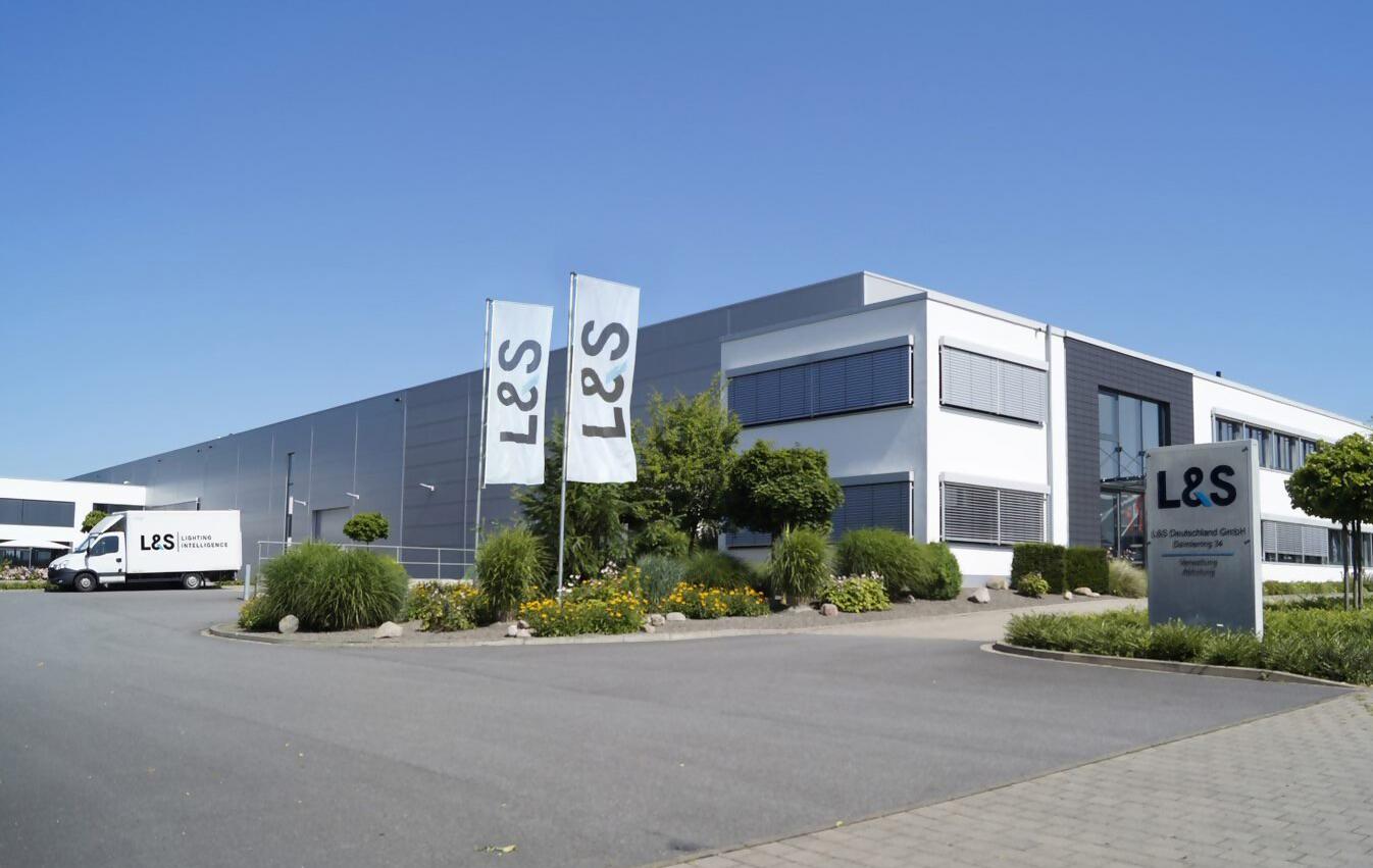 L&S Deutschland Firmensitz