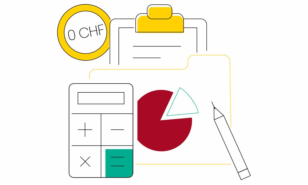 illustration estimation ou évaluation immobilière gratuite