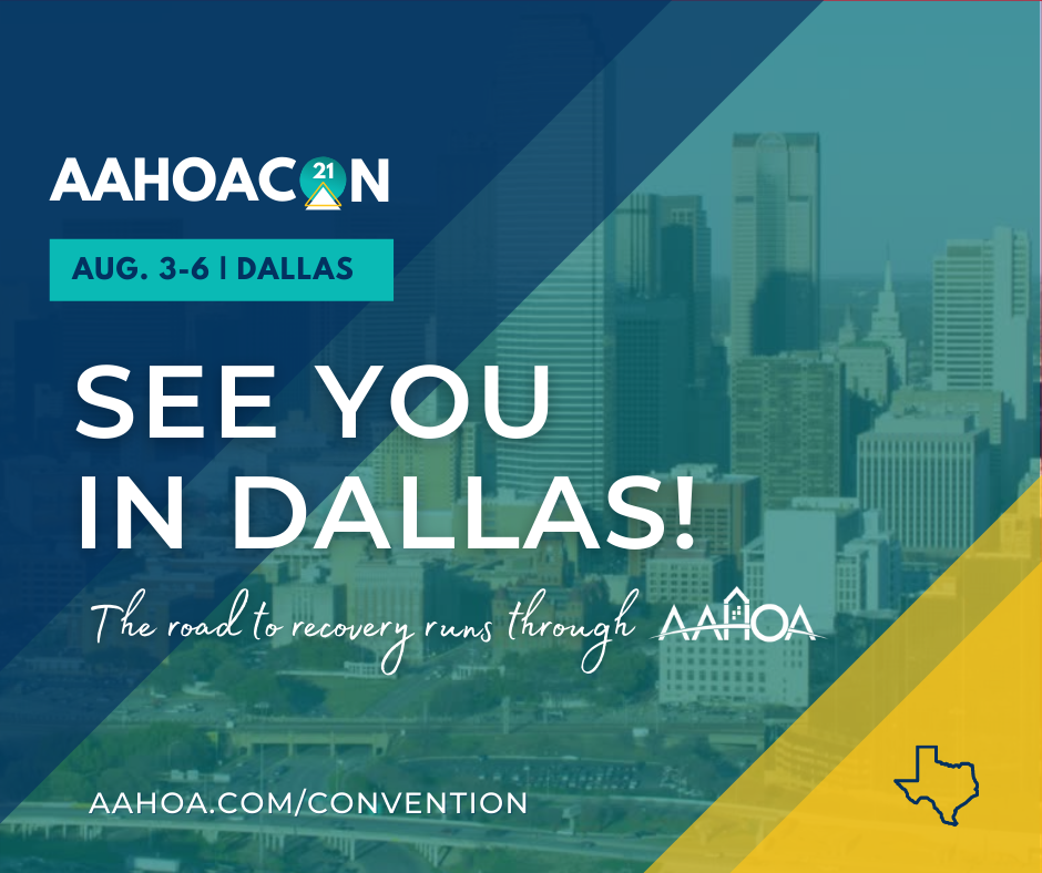 What to Expect From HF at AAHOACON 2021