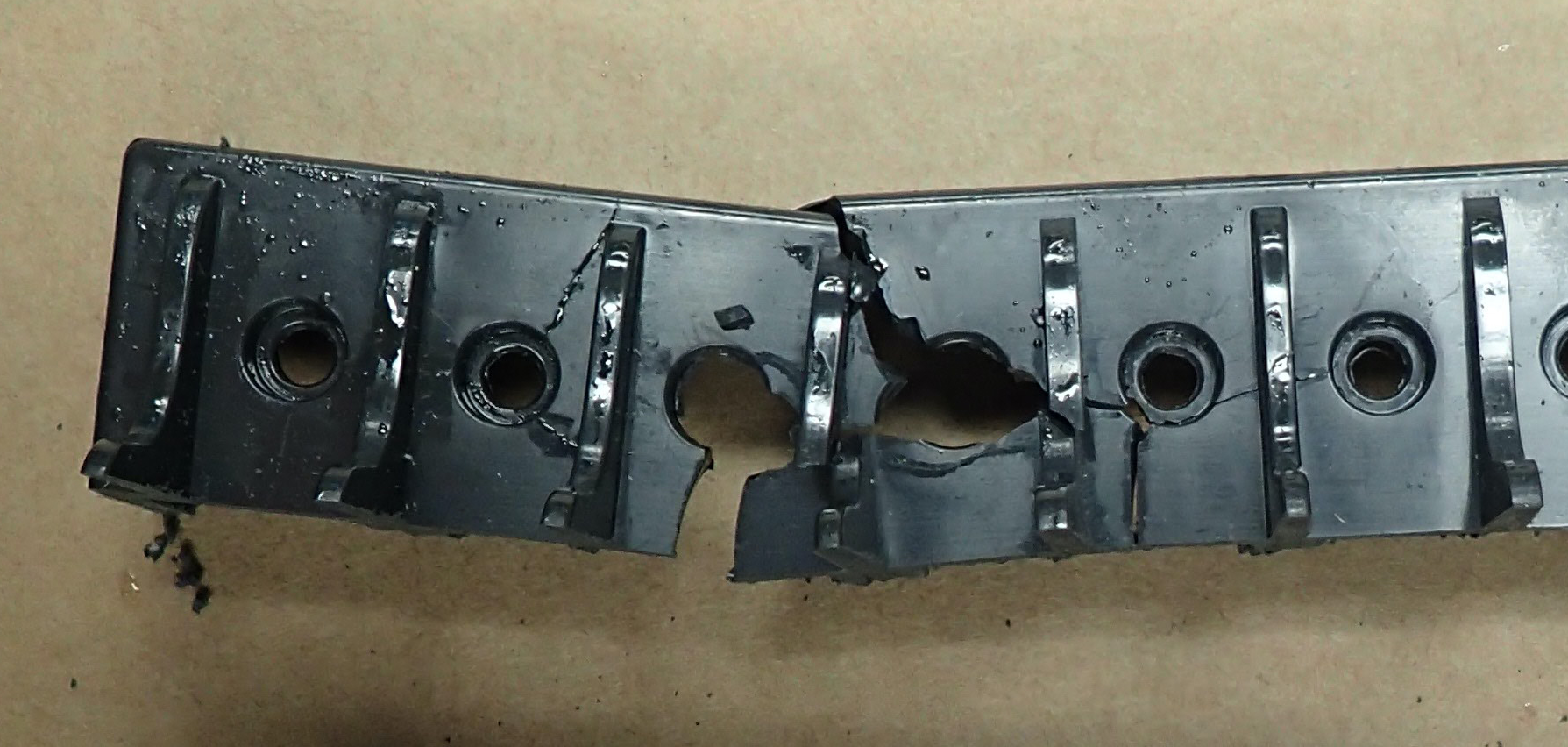 Assembly After Cutting